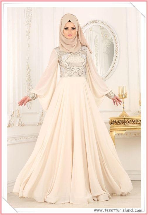 Yasamdiyari Com Mezunlar Gecesi Elbiseleri The Dress Musluman Elbisesi
