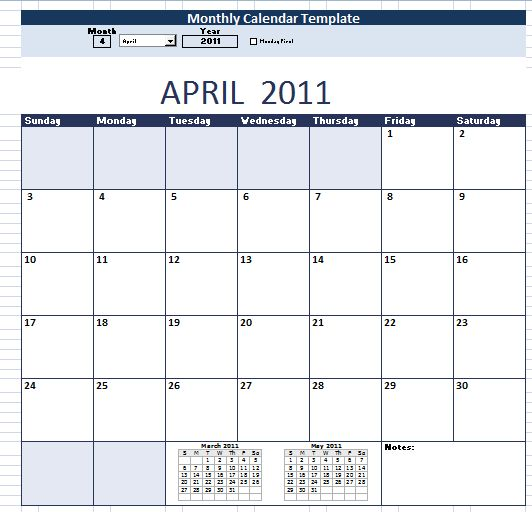 Calender schedule template every person can make use of for Usable calendar template