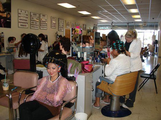ecole de coiffure | Friseur hairdresser peluqueria kapsalon ...