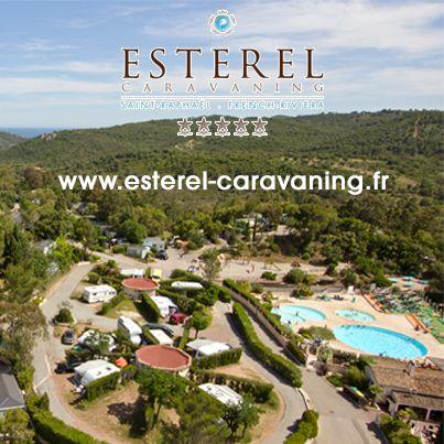 De part sa situation entre Terre et Mer, le Camping Esterel Caravaning offre de nombreuses possibilités durant vos vacances.