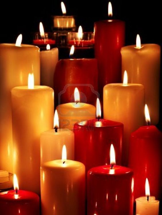 Candle Display #red, #design, https://facebook.com/apps/application.php?id=106186096099420