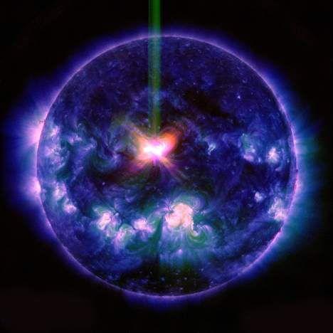 Komende nachten kans op poollicht door zonnevlammen - Wetenschap & Gezondheid - VK