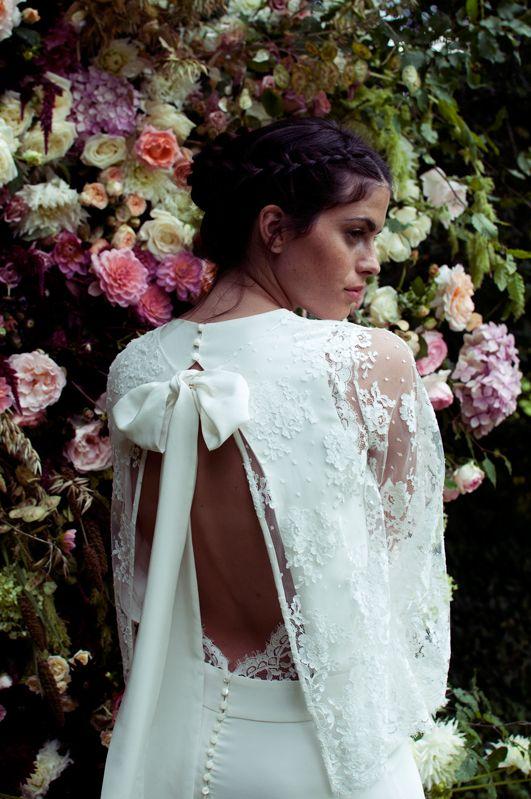Robe de mariée : Elise Hameau 2015
