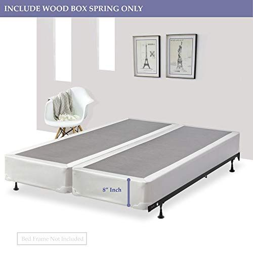 Spinal Solution 8 Inch Bed Mattress Conventional King Size Mattress Quality Mattress Spring Foundation