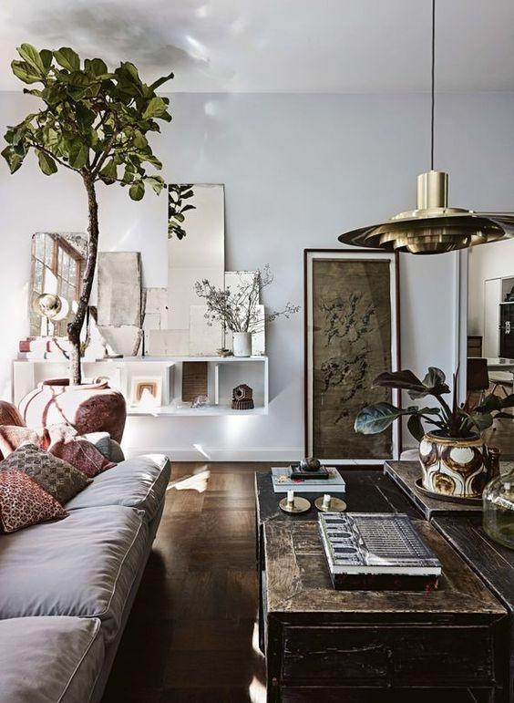 House tour: inside a Danish interior designer