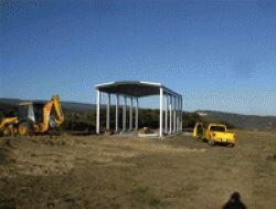 SteelMaster Blog - Colorado customer builds colossal carport