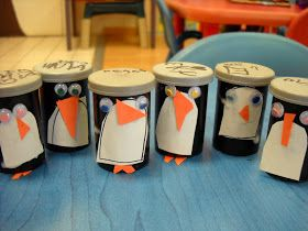 Getting Messy With Ms. Jessi: Penguin Pals
