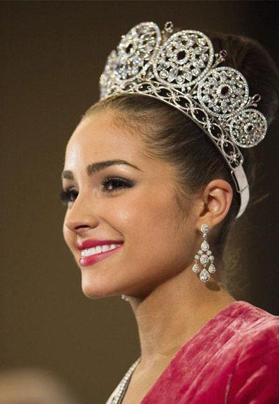 Miss Universo 2012 Olivia Culpo.