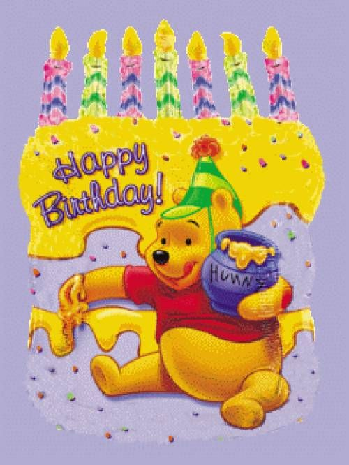 Download Winnie Pooh Happy Birthday Mobile Screensavers 1788132 Cute Happy Birthday Winnie Pooh Mobile9 Cute Happy Birthday Happy Birthday Birthday