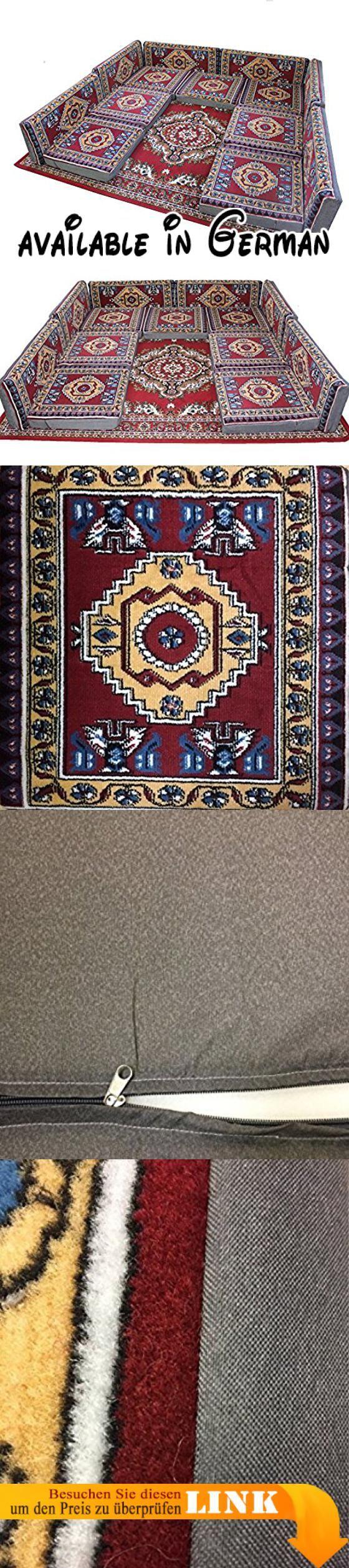 B0781R8KBM : 13 Teilige Set Sark Kösesi Orientalische Sitzecke ...