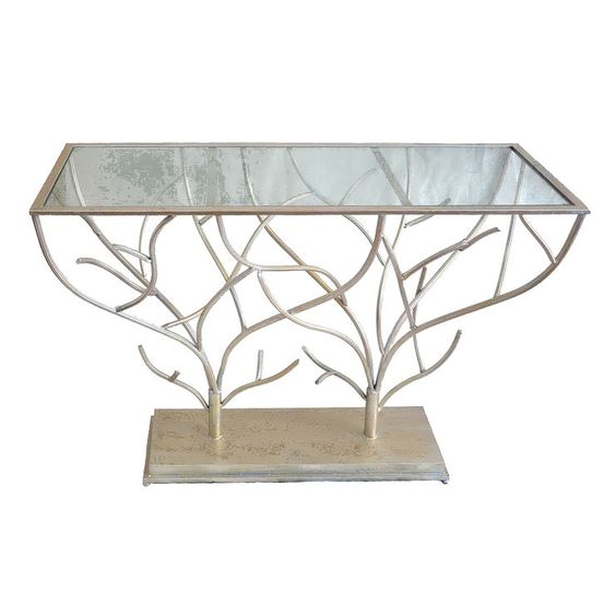 160 Glam Branch Console Table 43 In Home Pinterest Branches Console Tables And Tables