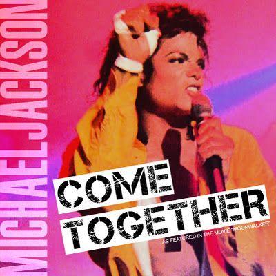 A Beatles Come together című számának Michael Jackson által feldogozott verziója