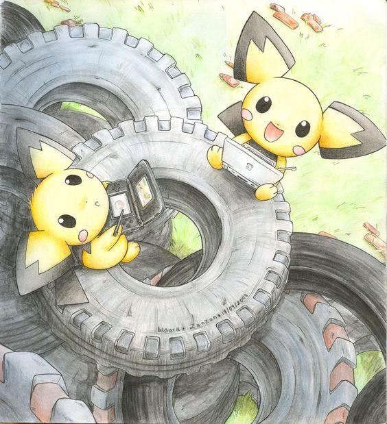 14- Tener una consola Nintendo y jugar pokémon