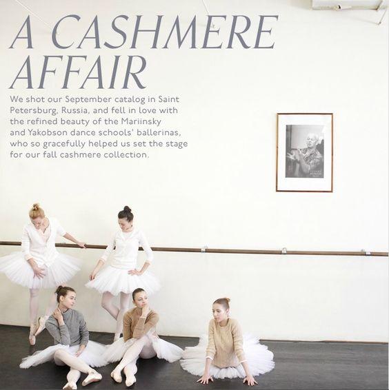 more J Crew/Ballet