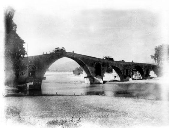 Το γεφύρι της Άρτας, δεκαετία 1940-50