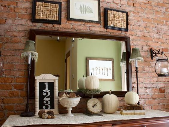 18 Ways to Add Harvest Decor to Your Home : Harvest Elegance