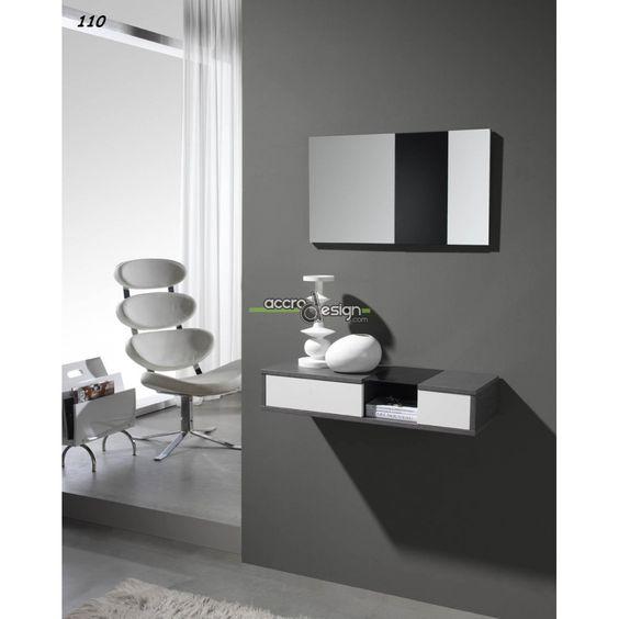 joli meuble d entree au design original