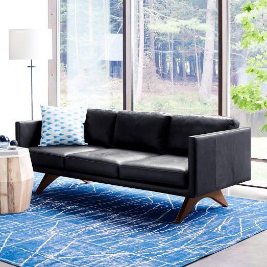 Trang trí phòng khách cho người mệnh Mộc dù mua sofa da thật ở đâu