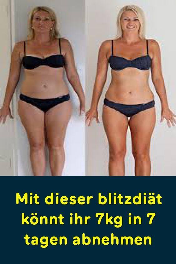 Mittags Gewichtsverlust Methode