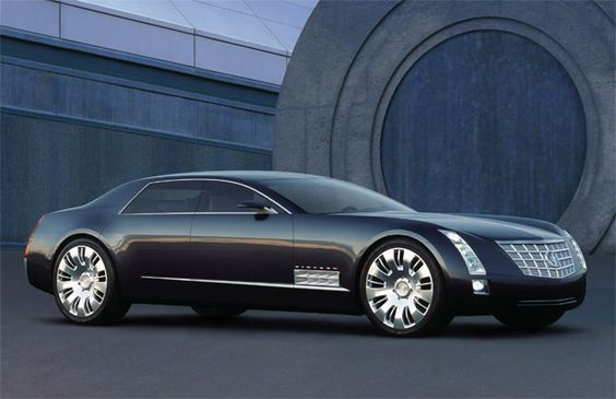 I hope they make this long time concept a reality. #American Luxury.