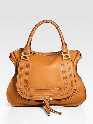Chloé Marcie Large Shoulder Bag