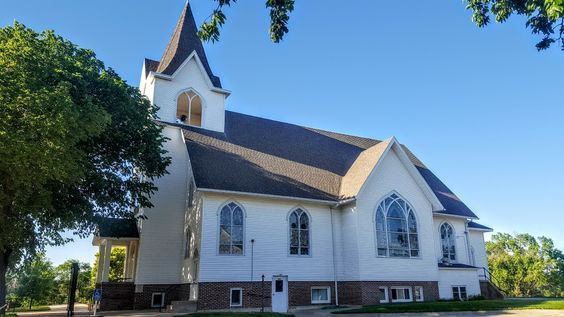 St John S Lutheran Church In Eustis Frontier County House Styles Eustis Church