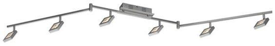 STRAHLER Metall Nickelfarben - Wand- & Deckenspots - Licht - Produkte