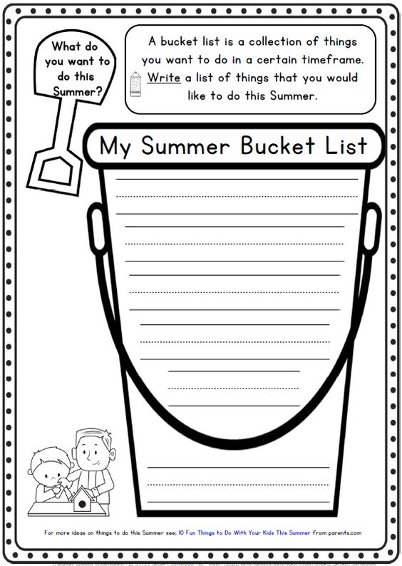 148 FREE ESL Summer worksheets