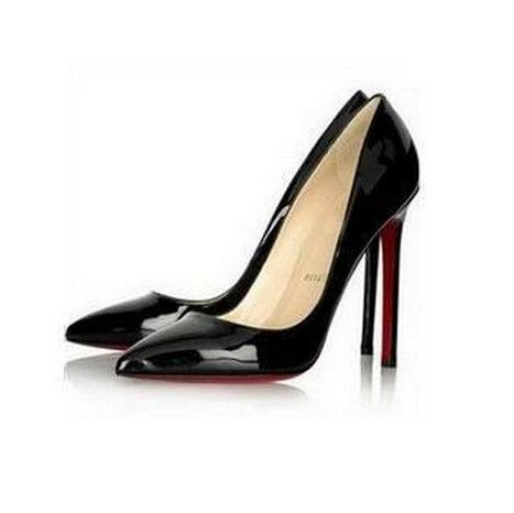 So Sleek Red Bottom Pointed Toe Stiletto Pumps