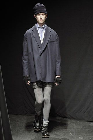 Obedient Sons & Daughters F2008 menswear