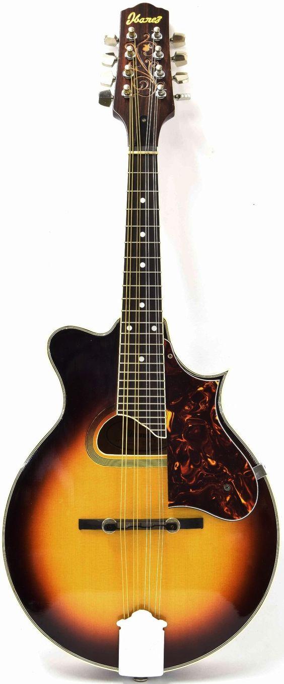 Ibanez 513 mandolin