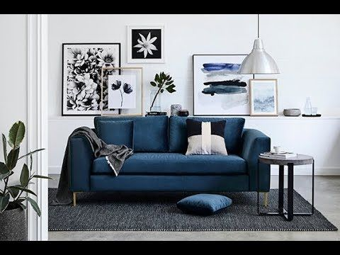 A New Way Of Living Sheridan Homewares And Furniture Youtube Blue Sofas Living Room Living Room Sofa Blue Sofa
