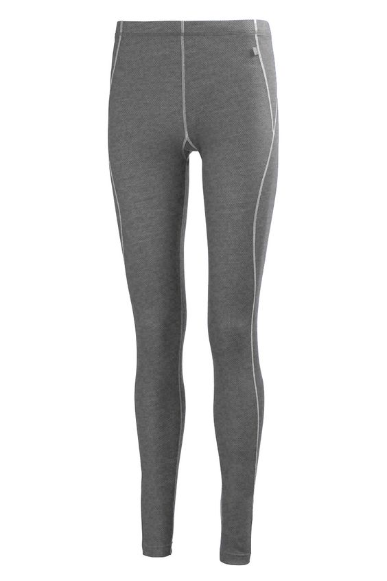 Helly Hansen Womens Warm Baselayer Pants: Rock