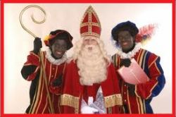 Presents for Children on 6th of December...receiving from Sinterklaas...