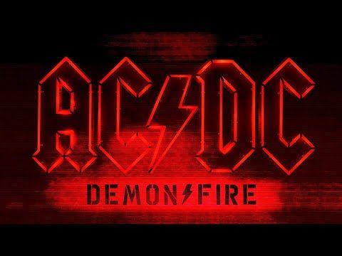 Ac Dc Demon Fire Trailer Youtube Acdc Brian Johnson Acdc Demon