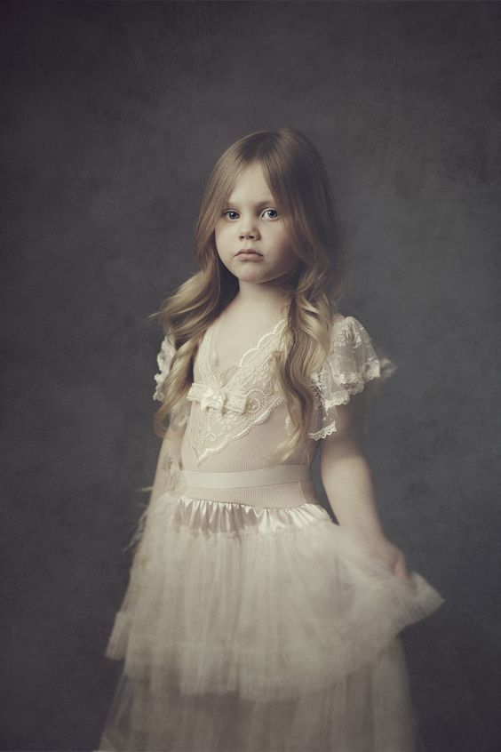 Little girl. Doll by Ashley Campbell on 500px
