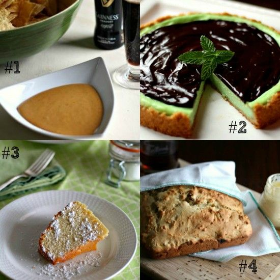 St. Patrick's Day Recipe Round-Up