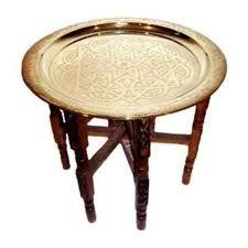 plateau marocain/table basse