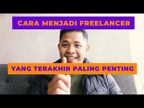 Caranya Mulai Jadi Freelancer Kerja Dari Rumah Di 2020 Youtube Teman Photoshop
