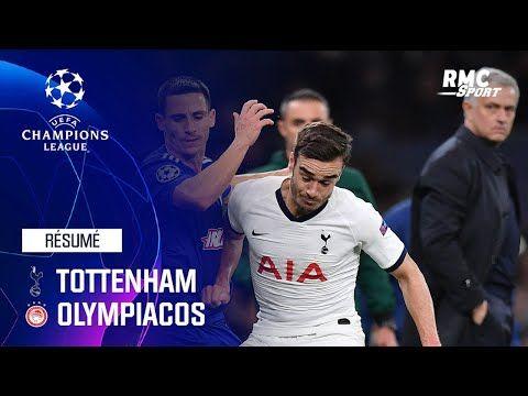 Resume Tottenham 4 2 Olympiacos Ligue Des Champions J5 Youtube
