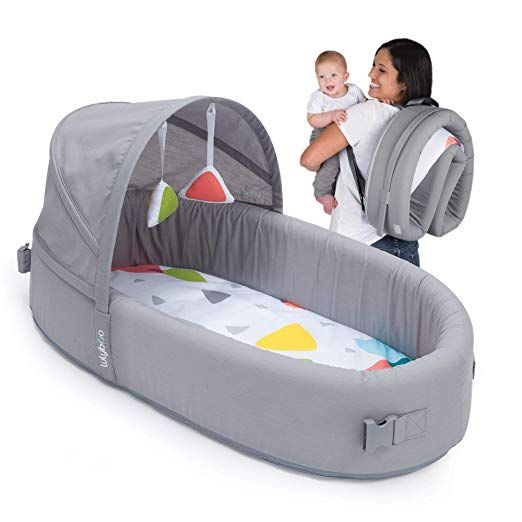 Lulyboo Bassinet To Go Metro Portable Travel Newborn Baby Infant