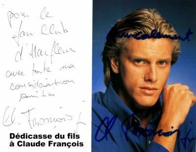 claude francois jr | CLAUDE FRANCOIS JUNIOR