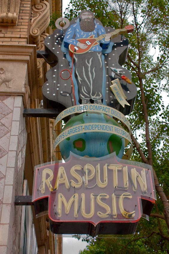 Rasputin Music, Berkeley, Calif.