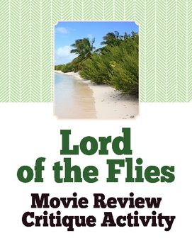 a critical analysis of the movie adaptation of lord of the flies Read what all the top critics had to say about the lord of the rings: the fellowship of the  it's surely the best big-budget fantasy movie  jackson's adaptation.