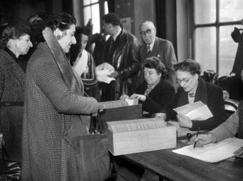 Il y a 70 ans, les Françaises obtenaient le droit de vote