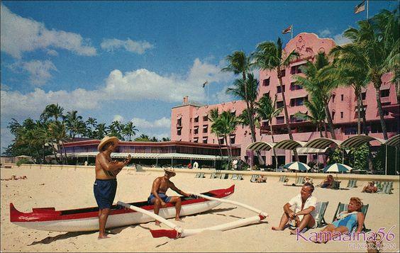 Royal Hawaiian Beach