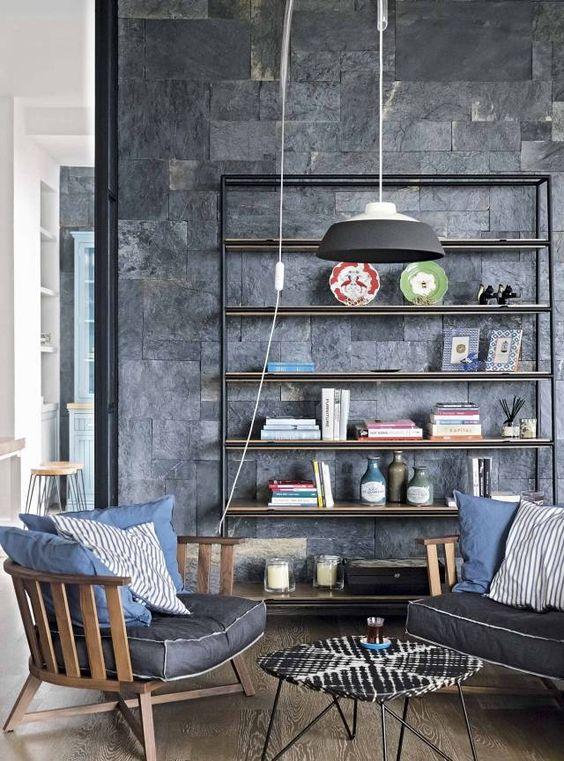 Gray texture * Interiors * The Inner Interiorista