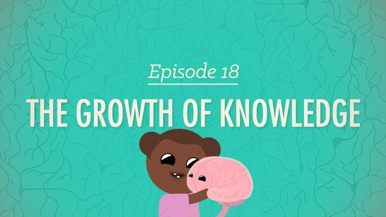 The Growth of Knowledge: Psychology #18