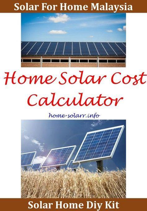 Diy Grid Tie Solar Panels Solar Power House Solar