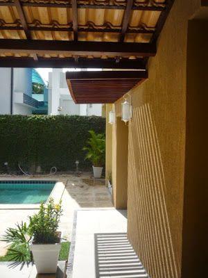 ROBERTO WAGNER ARAÚJO Arquitetura & Interiores: DETALHES QUE FAZEM A DIFERENÇA: PERGOLADOS